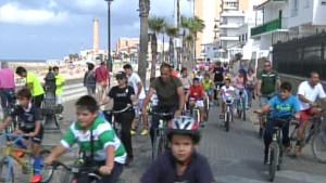 Acitur propone para este fin de semana de puente un actividades vinculadas a Chipiona, Balneario Natural