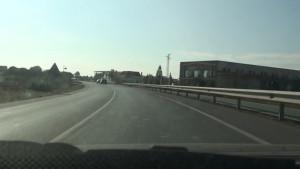 Dos tramos de la carretera de Chipiona a El Puerto pueden contar con radares móviles