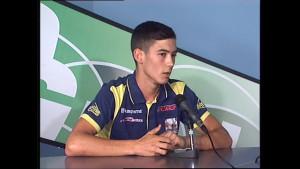 El campeonato de España abre al chipionero Joaquín Camacho un ilusionante futuro en el motocros nacional