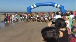 130 inscritos para un Duatlón Cros Playas de Chipiona que decide el Circuito Provincial