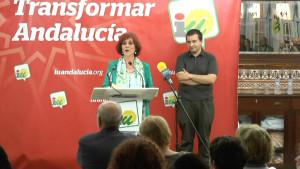 Izquierda Unida de Chipiona contará con Isabel María Fernández y Juan Antonio Ariza en las listas al Senado y el Congreso