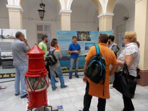 3.419 personas visitaron el faro de Chipiona durante los meses de verano