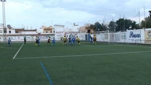 Un soberbio lanzamiento de Víctor deja tres puntos para el Chipiona