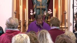 El Cementerio San José estrena la nueva capilla con la celebración de la eucaristía de la festividad de Todos los Fieles Difuntos