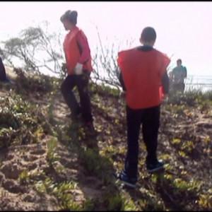 Alumnos de secundaria conocen mejor el cordón dunar de Chipiona con unas jornadas de Alvirima y Medio Ambiente