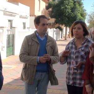 El Partido Popular llevará al Parlamento Andaluz la voz de los vecinos del entorno del Santuario por las inundaciones