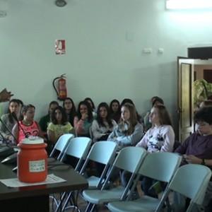 Los alumnos de secundaria han participado durante dos semanas en actividades de dinamización sobre el cordón dunar de Chipiona.