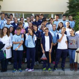 Alumnos del Colegio Virgen de Regla participan en las actividades organizadas por el IFAPA con motivo de la Semana de la ciencia
