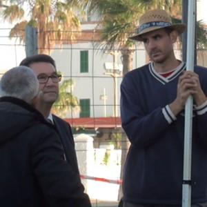 Antonio Peña muestra el apoyo incondicional municipal al sondeo arqueológico en el Humilladero