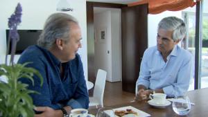 Bertín Osborne recibe esta esta semana a Adolfo Suárez Illana, en 'En la tuya o en la mía'