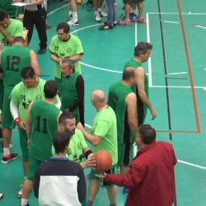 Los Veteranos de Baloncesto agradecen la colaboración que hizo posible una gran jornada de convivencia provincial