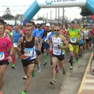 Más de 300 atletas participaron en la décimo segunda Carrera Popular La Reyerta.
