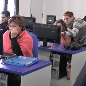 Finaliza un nuevo curso en diseño gráfico y web en el que han participado catorce desempleados y desempleadas de la localidad.