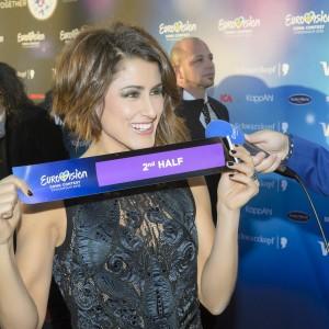 El Festival de Eurovisión 2016 lidera el sábado con casi 4,3 millones de espectadores y un 29,8% de cuota