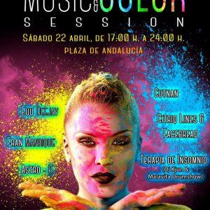 Juventud lanza un espectacular evento  basado en la música y el color para dar la bienvenida a la primavera