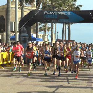 Los 10 kilómetros Correplayas rinden homenaje a la Fundación Donando Vidas