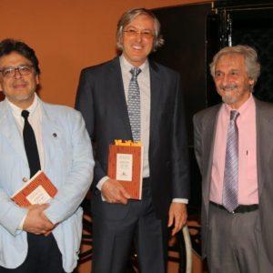 Abelardo Linares Fernando Iwasaki Alejandro G. Roemmers Roberto Alifa...