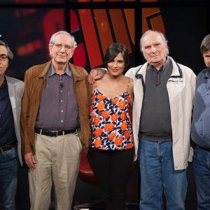 """Grabación del programa """"Historia De Nuestro Cine"""""""