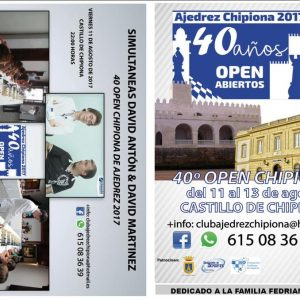 170808 open ajedrez