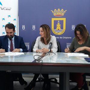 La asociación Ataraxia recibe 14.400 euros de la Obra Social La Caixa para un servicio de atención psicosocial a familias