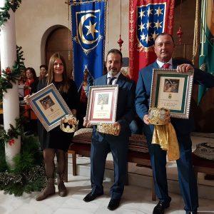 Antonio Peña pregonará la Navidad chipionera cuyo programa han presentado Ayuntamiento de Chipiona y belenistas