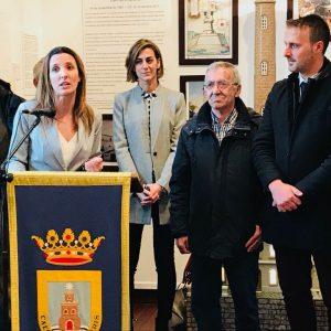 Abre sus puertas la exposición '150 años de luz' que acerca la historia del emblemático faro de Chipiona