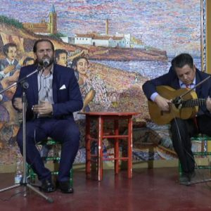 El Día del flamenco en Andalucía deja en Chipiona el magnífico recital de El Wilo del Puerto y Manuel Campos 'Acero y Pureza'