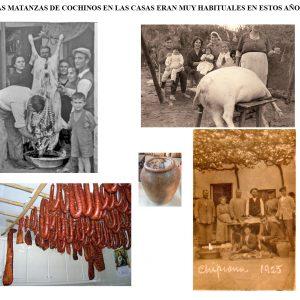 La comida en Chipiona – Décadas años 50-60  2ª parte
