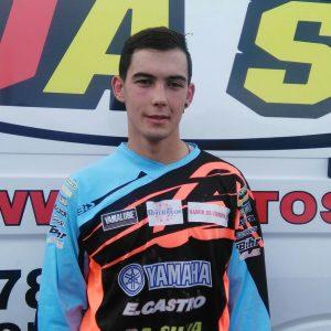 El piloto chipionero Joaquín Camacho suma el campeonato de Andalucía absoluto al título nacional sub 18 de motocros MX2