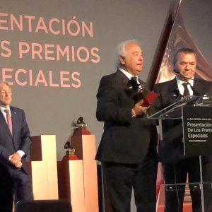Los del Río enamoran en los Grammy Latino en Las Vegas durante los premios a la Excelencia