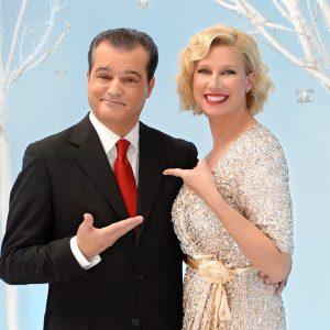 Anne Igartiburu y Ramón García darán las Campanadas de 2017 en TVE