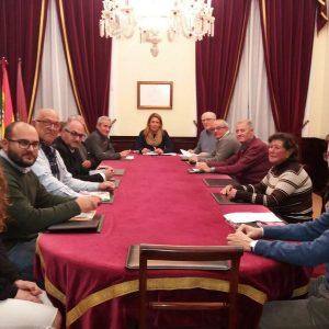 Rafael Pastorino valora que el Consejo Territorial impulse la continuación de la Vía Verde y el desdoblamiento de la carretera  Jerez a Rota