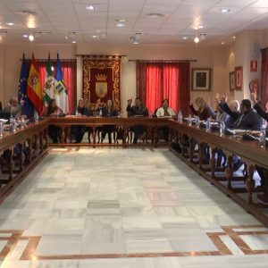El Pleno aprueba nominar como 'Anfiteatro Manuel José García Caparrós' al espacio escénico del parque Blas Infante.
