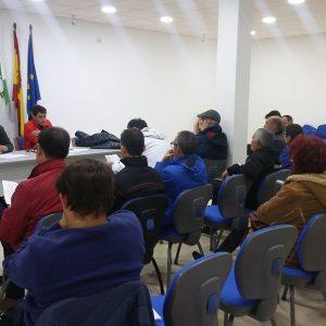 Rafael Pastorino informa a los clubes y entidades deportivas sobre el procedimiento para acceder a la convocatoria de subvenciones 2017