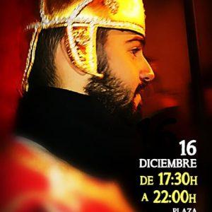 Chipiona contará este sábado con una gran jornada navideña gracias al  Belén Viviente que organizan Ayuntamiento y Asociación de belenistas