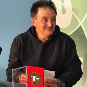 Francisco Reyes Vázquez se corona 30 años de dedicación a la colombofilia proclamándose campeón nacional en la modalidad reina