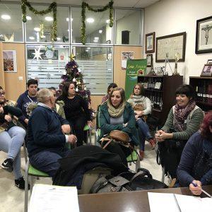 Gruca entrega a sus socios las cantidades que les corresponden por la subvención municipal del carnaval 2017
