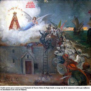 La dominación musulmana y la conquista de Chipiona