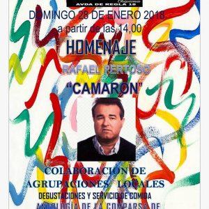 Chipiona recordará el domingo al comparsista Rafael Pertoso 'Camarón' en un acto organizado por Paripé bar de copas