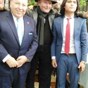 Gran acogida a la presentación del disco 'Dos caminos' de Samuel Serrano