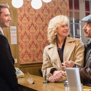 Cuéntame cómo pasó': Mercedes y Antonio viven con ilusión su aventura en Londres ajenos a lo que le ha sucedido a María