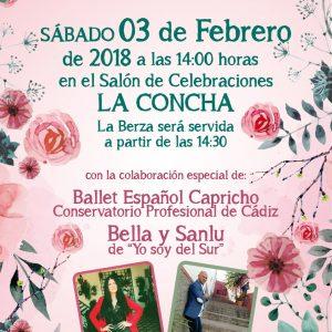 Convocada la  edición de la Berza Chipionera para el próximo 3 de febrero