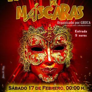 Gruca confía en que siga creciendo su Gran baile de máscaras que este año se celebrará el 17 de febrero
