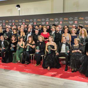 Noche triunfal para el cine de RTVE con 21 Premios Goya y 'La Librería' como mejor película y mejor dirección