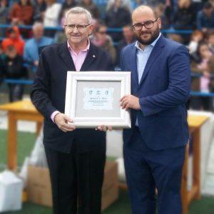 Chipiona acogió ayer domingo 18 de marzo la clasificación para el Mundialito de escuelas de fútbol benjamín y alevín