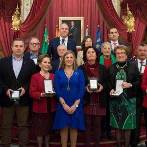 Diputación premia a las trayectorias ejemplares del día a día por su contribución a los avances de la provincia de Cádiz