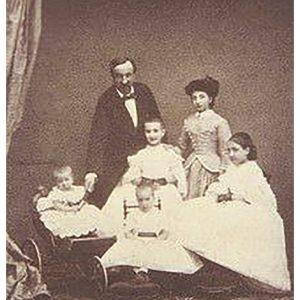 La infanta María de Regla de Orleans-Borbón