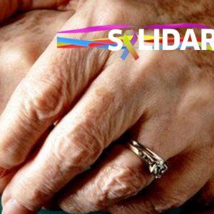 """""""Solidarios"""" se centra este viernes en la campaña que hará visible el maltrato a los mayores"""