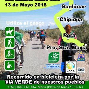 Una marcha cicloturista volverá a reclamar la Vía Verde Entre Ríos el 13 de mayo