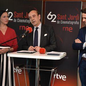 RNE entrega esta noche los Premios Sant Jordi de Cinematografía